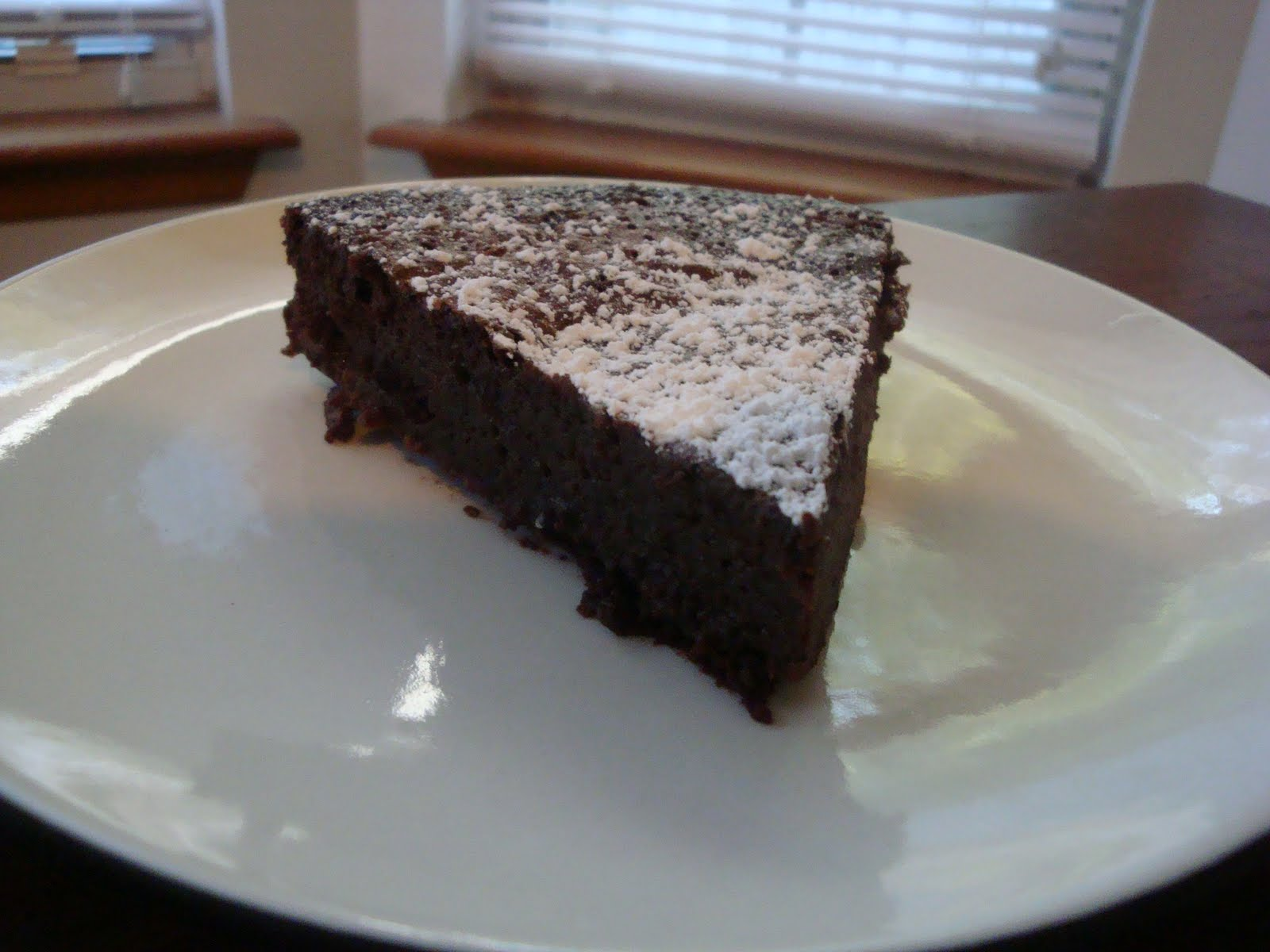 Siestas and Cupcakes: Chocolate Mousse Cake