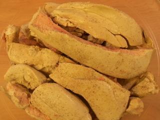 La casserole terrine de foie gras mi cuit for Cuisson foie gras bain marie casserole