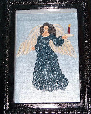 (slightly - the wings are different) from Malinda Johnson's angel