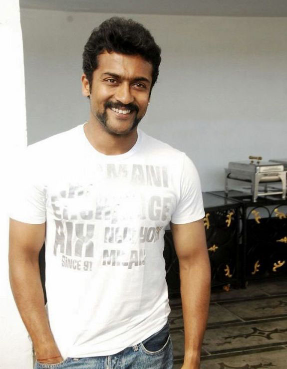 Singam Surya Wallpapers Surya in Singam Getup