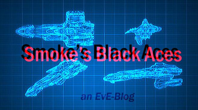 Smokes Black Aces