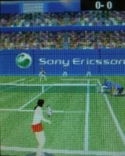 Tennis Multiplayer