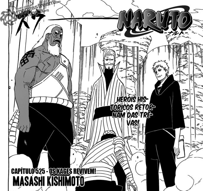 Discuss  245 es do Mang  225  NarutoYondaime Tsuchikage
