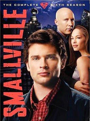 Seriado Smallville 6ª Temporada DVDRip RMVB Dublado