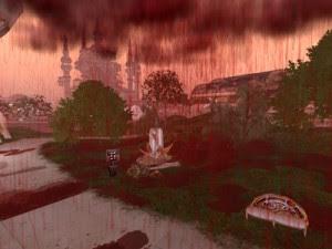 Video Hujan Darah di India