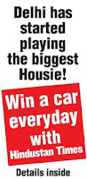 hindustan times gives away a car every day