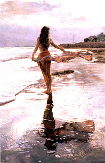 Ocean Breeze by Steve Hanks