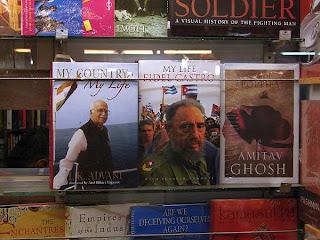 LK Advani and Castro