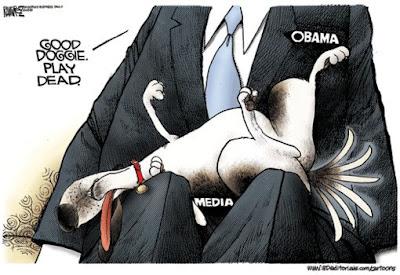 media -Obama's poodles