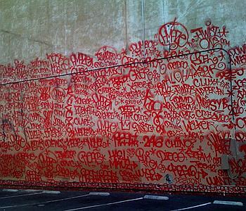 Barry McGee mural