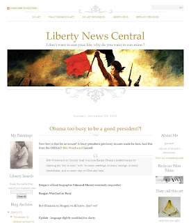 the new Liberty News Central