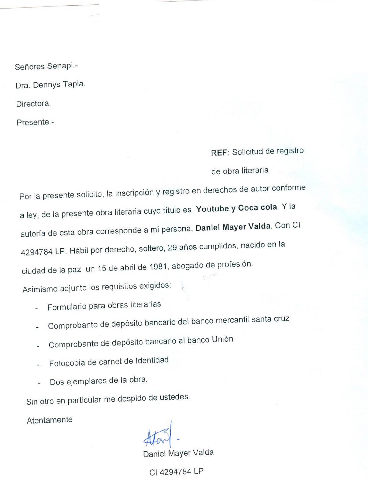 JOSE LUIS PALACIOS CESPEDES: REGISTRO DE TESIS O DE PROYECTO DE ...