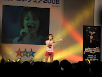 Nijuumensou no Musume event at Tokyo Anime Fair