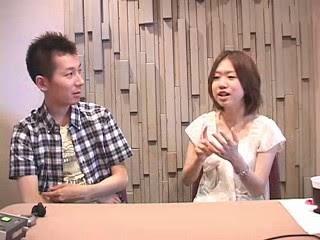 with Voice Crew radio co-host, Fujita Yoshinori