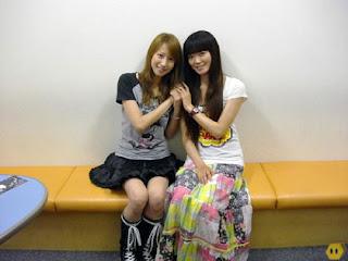 with Koshimizu Ami