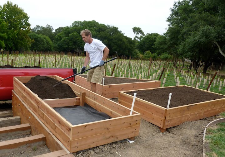 building a planter box for vegetables home improvement - Garden Box Design Ideas