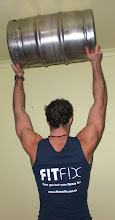 Keg Shoulder Press