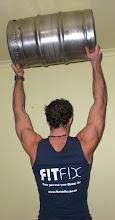 Keg Shoulder Press