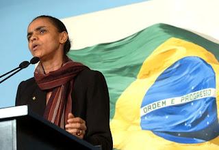 """""""Movimento Marina Silva Presidente"""" começa a se tornar visível na web"""