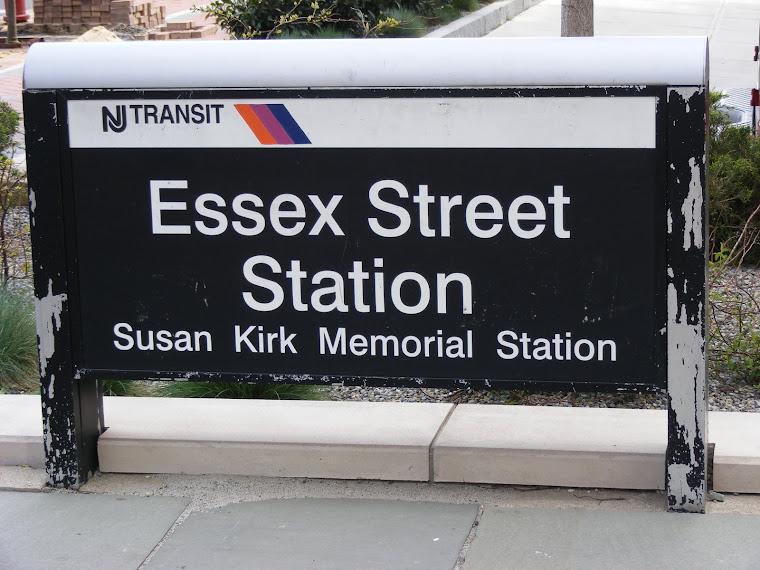 Hudson Bergen Lightrail, Jersey City