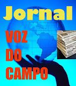 """JORNAL """"Voz do Campo""""."""