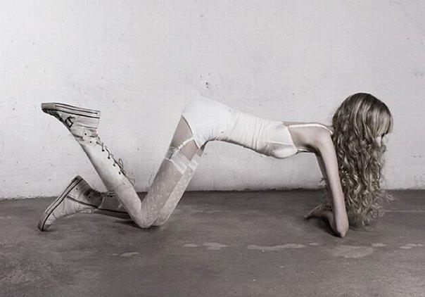 Nothing tastes as good as skinny feels, says Kate Moss