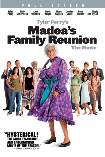 At the Movies Sermon Series  July 11 - Madea s Family ReunionTyler Perry Madea Gun