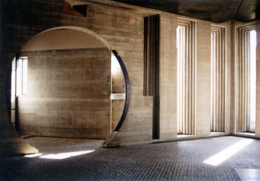 Kristin harris arch1390 significant architect carlo scarpa - Brion design ...