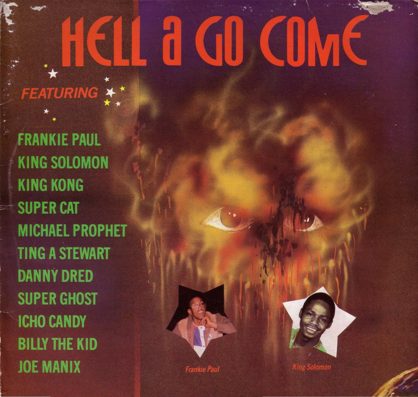 hell a go come(ottey's promotion)1987