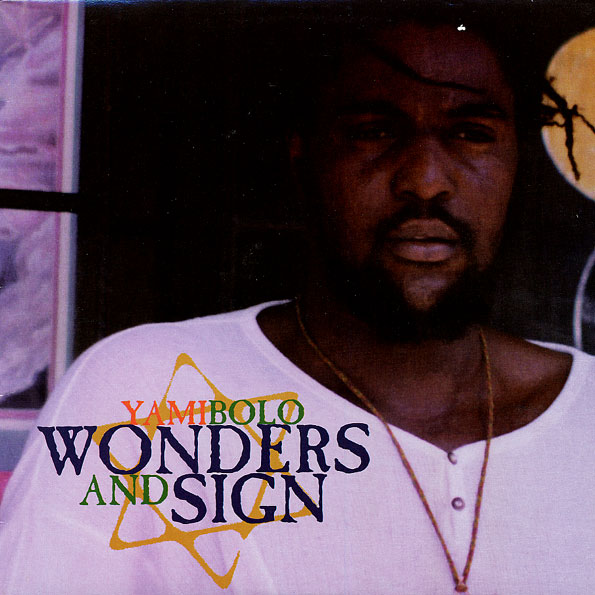 Yami Bolo - Wonders & Sign (super power)
