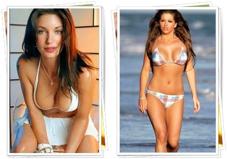 Bianca kajlich bikini