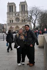 NOTRE DAME, PARIS(2010)