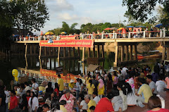 FLOATING MARKET -HATYAI - 2008