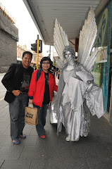 WITH SILVER LADY AT  FREMANTLE