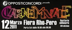 CarneMvale 2011: carnevale Milano 2011