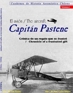 El avión Capitán Pastene...