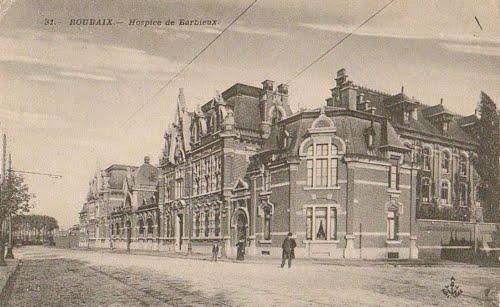 L'Hospice de Barbieux en 1911