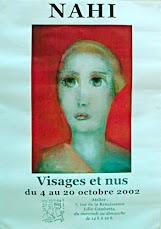 Visages et nus - Exposition 2002