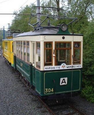 Motice 304 Réseau TRT 1906