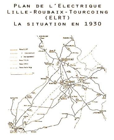 L'ELRT en 1930