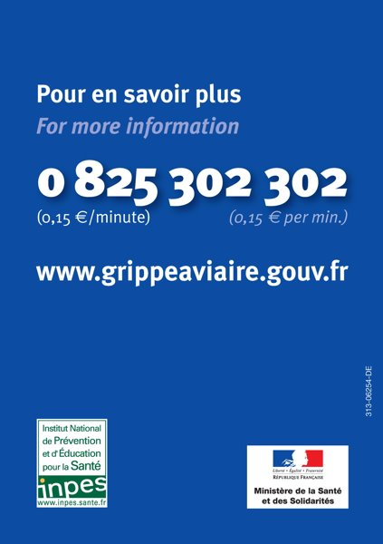 Vigilance grippe aviaire