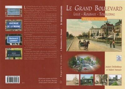 Le livre des 100 ans du Grand Boulevard a été réédité