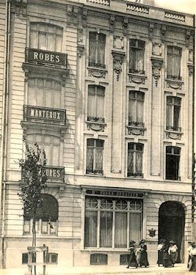 Les 100 ans du grand boulevard le jardin botanique - L orangerie la madeleine ...