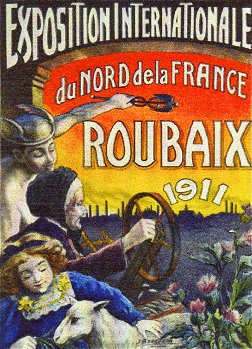 L'affiche des Chemins de Fer français