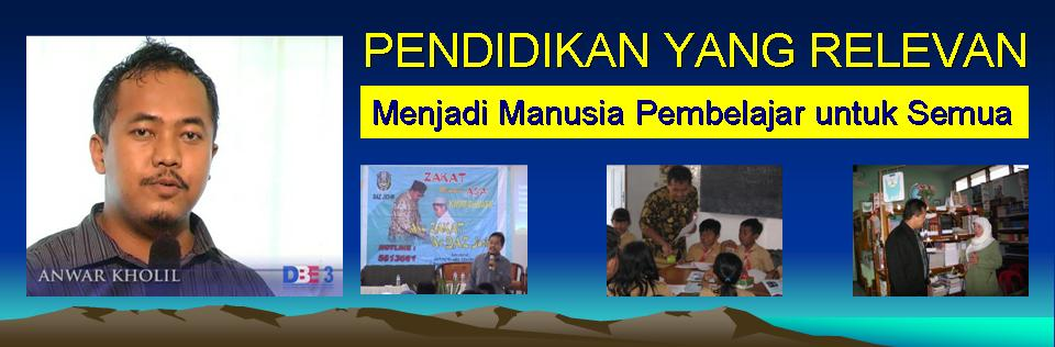MENJADI MANUSIA PEMBELAJAR