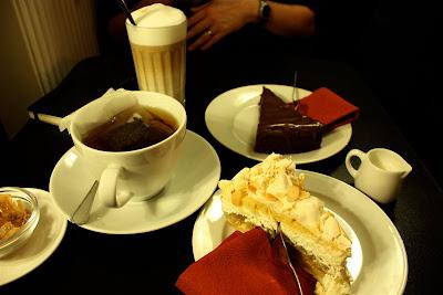 Kaffee und kuchen Berlin tea