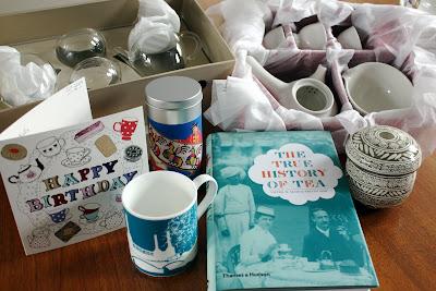 Tea presents