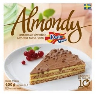 Almond Cakes From Ikea