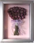 Bouquett Rosa Envejecido