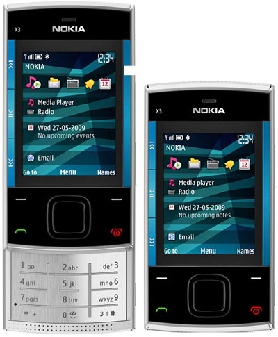 Nokia X3 Harga Spesifikasi Hp Nokia X3